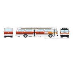 Rapido #753058 New Look Bus Deluxe - SF MUNI Landor #3001