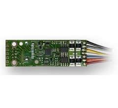 Digitrax #DH465 4 Amp HO/O Scale Mobile Decoder
