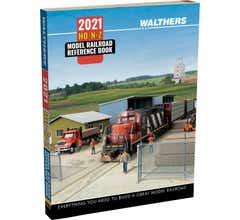 WAL2021 Walthers #913-221 Walthers 2021 Reference Book