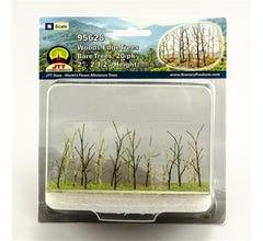"JTT #95628 Woods Edge Trees, Bare, 2"" to 2.5"", N-scale, 20/pk"