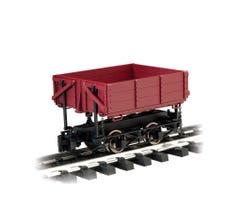 Bachmann #92502 120.3 Scale Side-Dump Car (brown)
