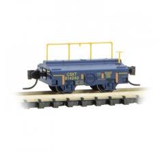 Micro Trains #12100110 CSX Test Car
