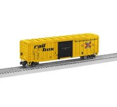 Lionel #2043042 Railbox #10189 - 50' Boxcar