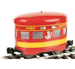 Bachmann #96287 Fire Rescue Eggliner
