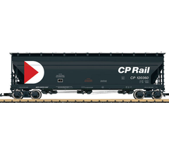 LGB #43821 CP Rail Center Flow Hopper #120360