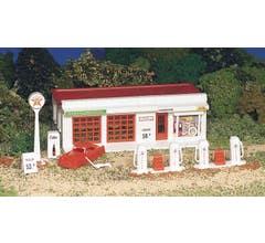Bachmann #45174 Gas Station Kit