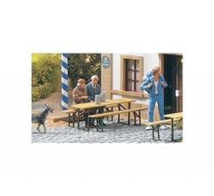 Piko #62282 Beer Garden Tables and Benches