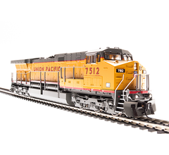 Broadway Limited #3432 GE AC6000 UP #7512 Sound/DC/DCC