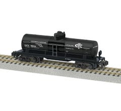 American Flyer #2119330 Continental Turpentine Single Dome Tank Car #36634