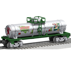 Lionel #6-84487 Donald Duck Holiday Tank Car