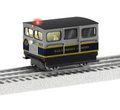 Lionel #2135010 Baltimore & Ohio TMCC Speeder