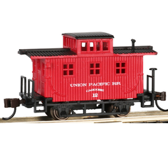 Bachmann #15751 Old Time Caboose - Union Pacific