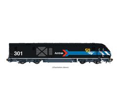 Bachmann #68303 HO Amtrak 50th Anniversary ALC-42 Charger #301