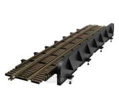 Atlas #6919 3 Rail Add On Kit - Make Dble Track Bridge