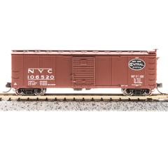 Broadway Limited #3666 NYC Steel Box Car #103634