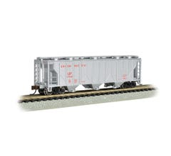 Bachmann #73857 PS-2 Three-Bay Covered Hopper - Union Pacific