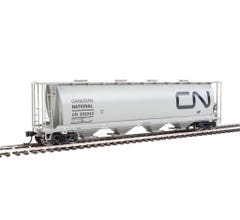 Walthers 910-7810 59' Cylindrical Hopper - Canadian National #382245