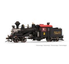Rivarossi #HR2880S Heisler Steam Locomotive - Westside Lumber Co. w/DCC sound