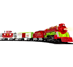 Lionel #7-11915 Home for the Holiday Train Set - Ready To Play