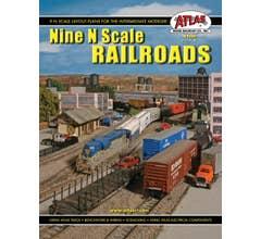 Atlas #7 Nine N Scale Railroads