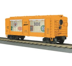 MTH 30-79513 BNSF Operating Action Car