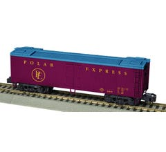 American Flyer #49951 The Polar Express Wood-Sided Reefer