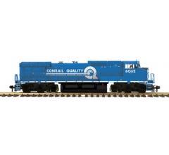 MTH #70-2119-1 Conrail Dash 8 Diesel Rd# 6065 With Proto-Sound 3.0
