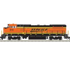 Atlas #10003100 DASH 8-40BW w/DC/DCC/Sound - BNSF #510