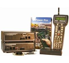 NCE #524007 PH-10R Powerhouse Pro Starter Set w/Radio, 10A