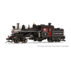 Rivarossi #HR2882S Heisler Steam Locomotive - Curtis Lumber Co. #2 w/DCC sound