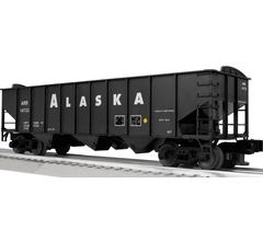 Lionel #3-16100 Alaska 3-Bay 9-Panel Hopper 6-Pack