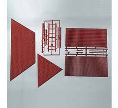 PIKO #62803 Tiled Roofs