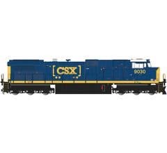 Bachmann #90901 CSX #9030 Dash 9 Diesel