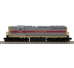 MTH #20-21326-1 SD24 Diesel Engine w/Proto-Sound 3.0 - Erie Lackawanna #1142