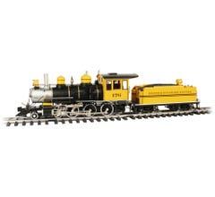 Bachmann #91803 D&RGW 4-6-0 Steam Locomotive