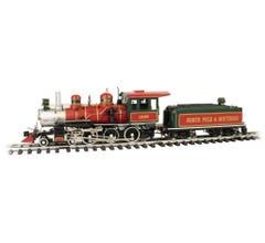 Bachmann #91805 Christmas 4-6-0 Steam Locomotive