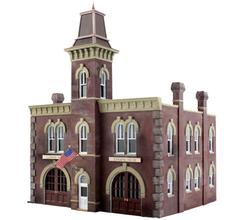 Woodland Scenics #BR4934 Firehouse - N Scale