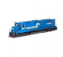 Athearn #G63714 SDP45 w/DCC & Sound Conrail #6671