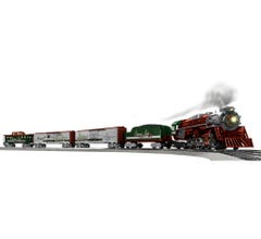 Lionel #2023080 Christmas Light Express LionChief Set