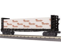 MTH 30-76652 New York Central Flat Car w/ Lumber Load