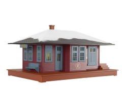 Lionel #2029050 Polar Express Passenger Station