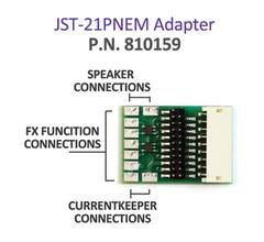 SoundTraxx #810159 JST-21PNEM Adapter