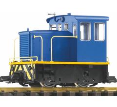 Piko #38502 Blue Goose 25 Ton Diesel Switcher