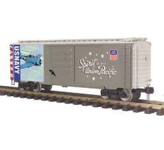MTH 70-74107 40' Box Car - Union Pacific (Navy - UP Spirit)