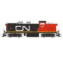 Rapido #70545 GMD-1 Locomotive 1100 Series w/DCC/Sound Canadian National #1101