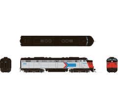 Rapido #28001 EMD E8A: Amtrak - Phase 1: #290