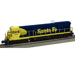 American Flyer #1921191 Santa Fe #8703 U36C Locomotive
