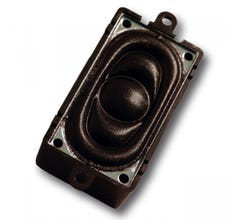 ESU #50334 Loudspeaker with Sound Chamber (20mm x 40mm Square 4 ohms)