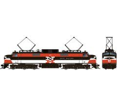 Rapido #84509 EP-5 Electric Locomotive Repaint With Vents w/DC/DCC/Sound New Haven #374