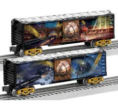 Lionel #83647 The Polar Express Bell Boxcar